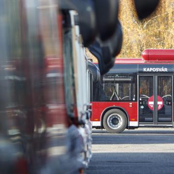 Autóbusz-telephely létesül négymilliárd forintból Kaposváron