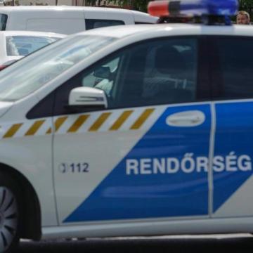 Egy ember közlekedési balesetben halt meg, öt bűnözőt pedig tetten értek