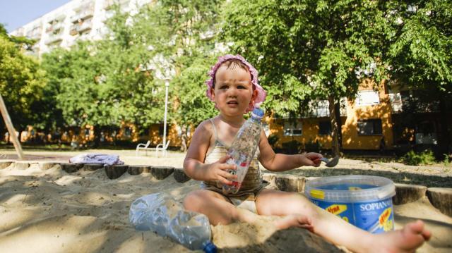 Elsőfokú figyelmeztetés van érvényben a hőség miatt Fejér megyében