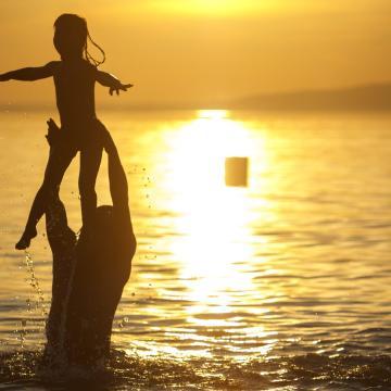 Évről évre többen nyaralnak a Balatonnál