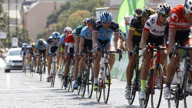 Útlezárások lesznek Cegléden a Tour de Hongrie miatt