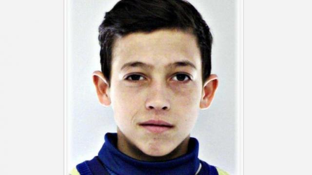 Eltűnt a 15 éves Dobrosi Tamás Kazincbarcikáról
