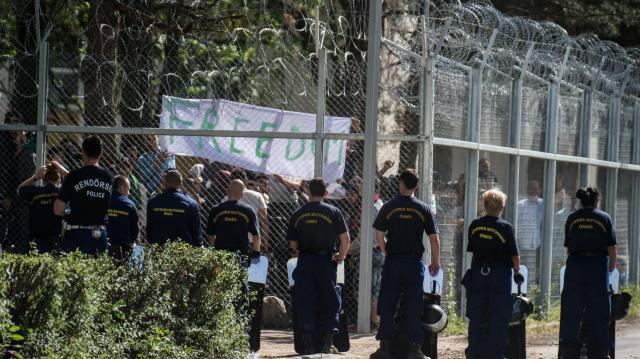 Egyre kevesebb menedékkérő van Magyarországon