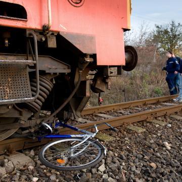 Gázolás - Debrecen és Nyíregyháza felé késnek a vonatok