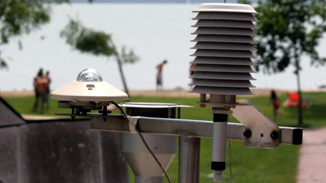 Rekord alacsony ózontartalmat mértek Magyarország felett
