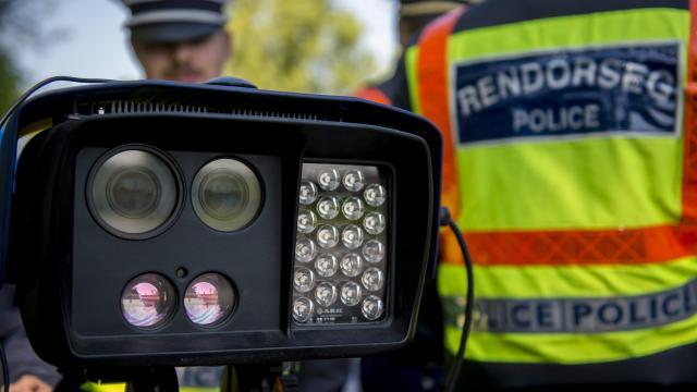 ORFK: az új traffipaxok működése óta kevesebben haltak meg a közutakon