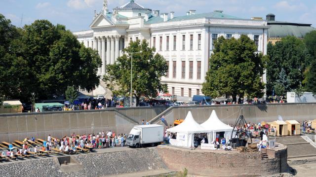 A hétvégén rendezik meg Szegeden a tiszai halfesztivált