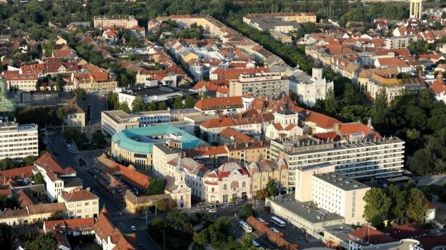 Balatonfüred és Nagymaros szakemberei az év főépítészei
