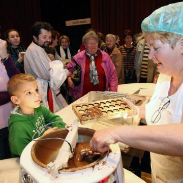 Csokoládéfesztivált rendeznek a hétvégén Szerencsen