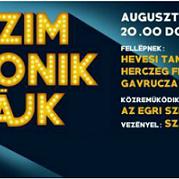Eger Szimfonik-Lájk lesz a nemzeti ünnepen