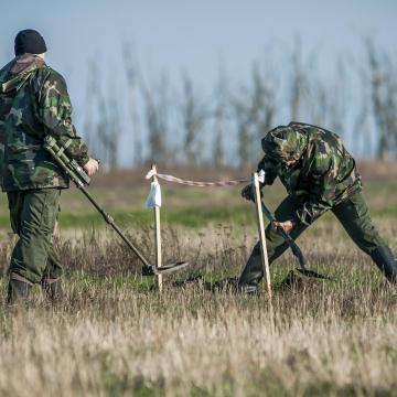 Hortobágyi robbanás - Már fizeti a kártérítést a Honvédelmi Minisztérium