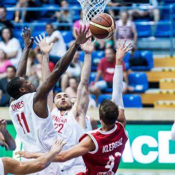 Kikapott az osztrákoktól a férfi kosárlabda-válogatott