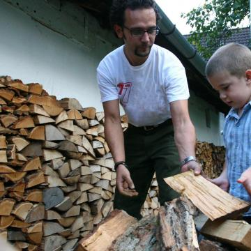 Nébih: a tűzifa mellé tájékoztató is jár!