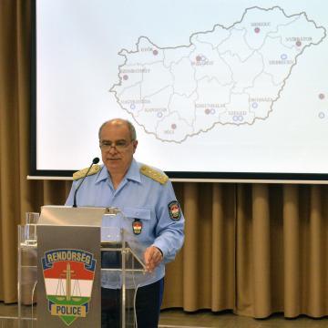 ORFK: szeptember 1-jén kezdik a toborzást a határvadász századokba