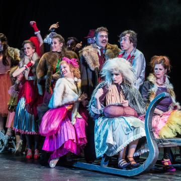 Öt nagyszínházi bemutatóval készül a Katona József Színház