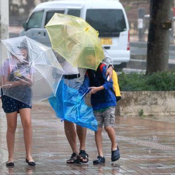 Szerdáig eső, aztán napsütés - hidegfront után visszatér a nyárias meleg idő