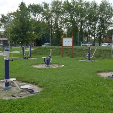 Új sportparkok létesítésére pályázott Kalocsa