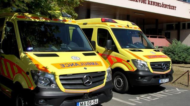 Átadták az új monori mentőállomást