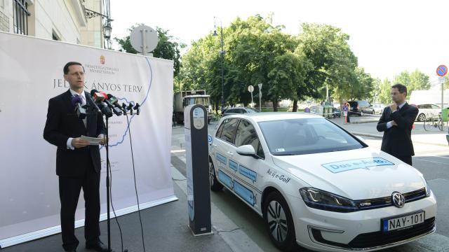 1,5 millió forint támogatást lehet kapni elektromos autó vásárlásához