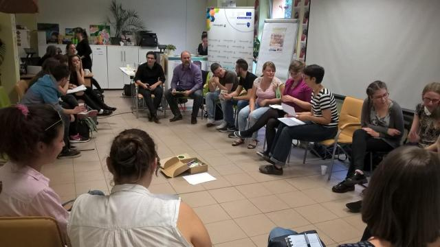 Ifjúsági önkormányzatok találkozója Szegeden