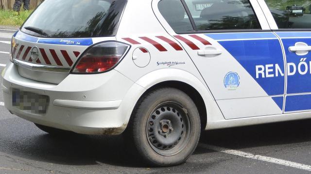 Közlekedési baleset és ittas járművezetés gyanúja miatt kellett intézkedni Békésen