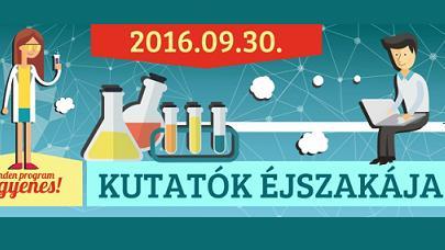 Százötven programot kínál pénteken az Eszterházy Károly Egyetem