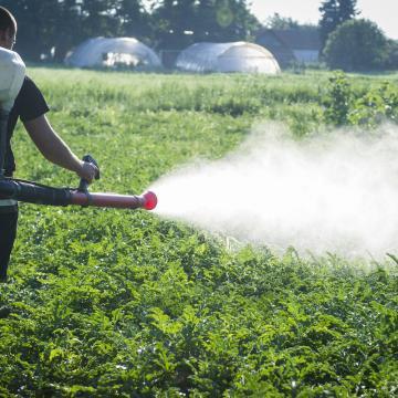 Több mint öt tonna hamis növényvédő szert talált a hatóság