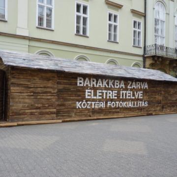 Emléktúra és kiállítások 1956 tiszteletére