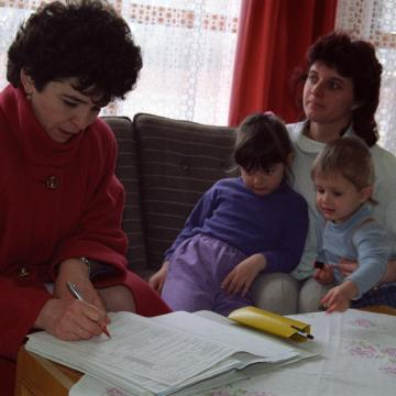 Kis népszámlálás - háromszor keresik fel a háztartásokat a számlálóbiztosok
