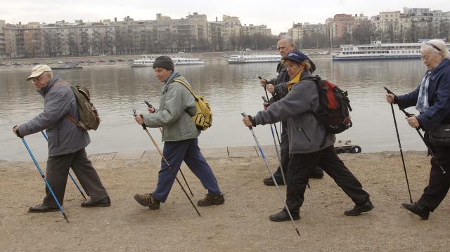 Eddig 152 eseményt terveznek októberben a gyalogló világnap keretében