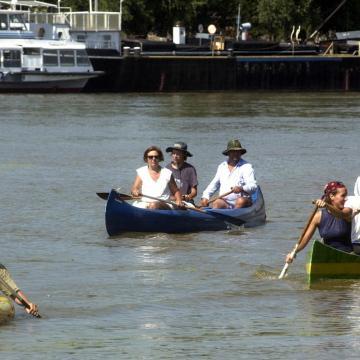 Folyóra, tóra segítik a vizes sportokra vágyókat az egész országban