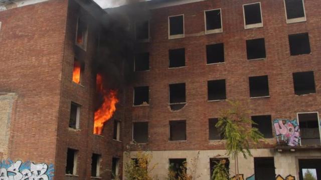 Újabb kihíváson vettek részt a megye tűzoltói