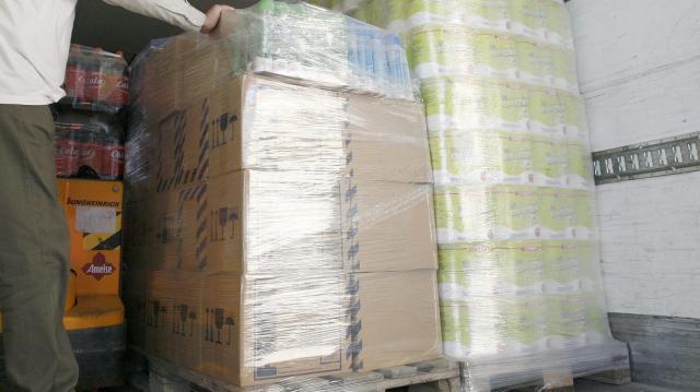 Több mint 220 tonna tartós élelmiszert gyűjtött az Élelmiszerbank