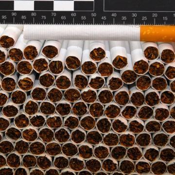 Kevesebb cigarettát vesznek kéz alatt a dohányosok