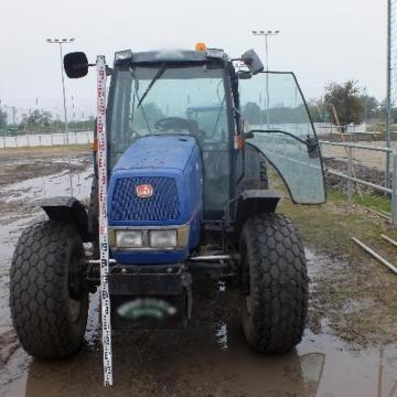 Rendőrkézen a traktoros ámokfutó gyerekek