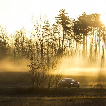 Több megyében sűrű ködre figyelmeztet a meteorológiai szolgálat