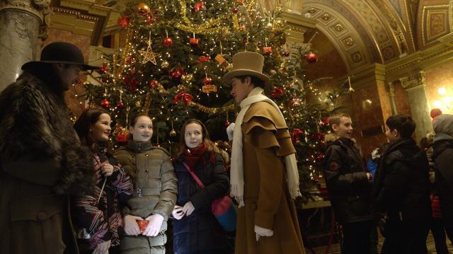 Erzsébet-karácsony az Operaházban
