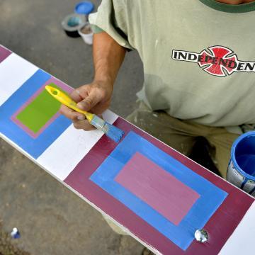 Minden festék megfelelt a fogyasztóvédelmi ellenőrzésen