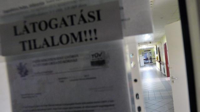 Erősödik az influenzajárvány – még több kórházban tilos a látogatás