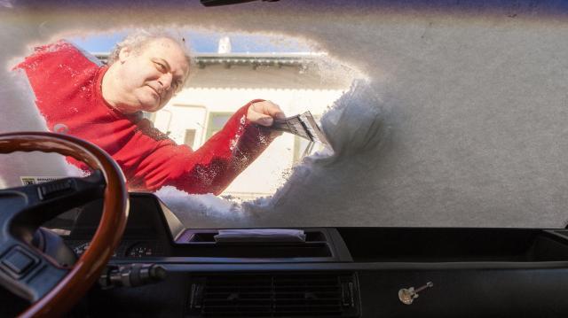 Hideg idő - Csapadékosan indul a hétvége, néhol 10-20 centi hó is hullhat