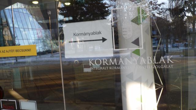 Új kormányablak és új hatáskörök a Kormányhivatalnál