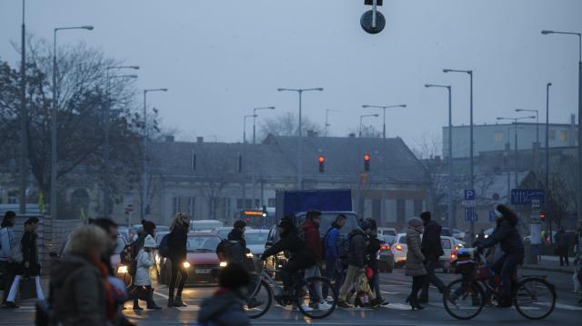 Az ország nagy részén veszélyes a levegő