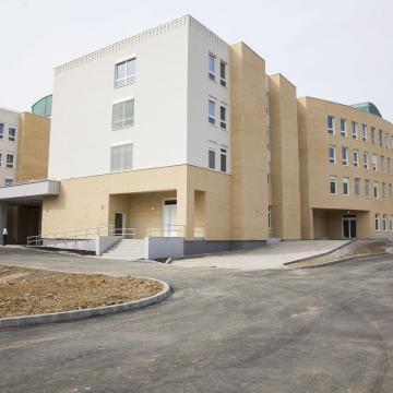 Látogatási tilalom lépett érvénybe a kaposvári kórházban