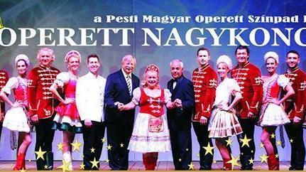 Elmarad az operettgála