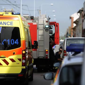 Halálos közúti baleset történt Kaposváron