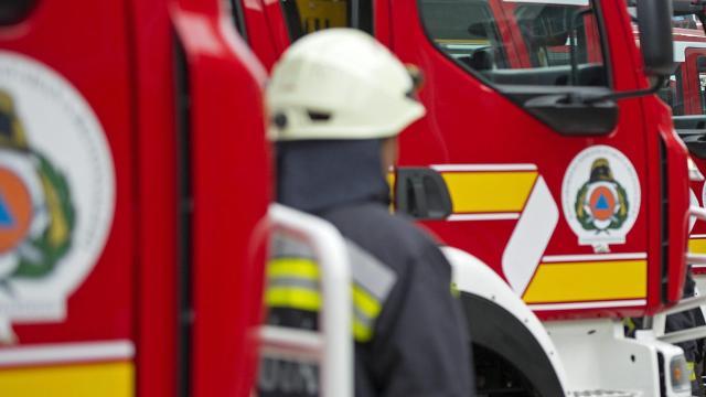 Több tűz is lángolt a megyében - Kalocsán is oltottak a tűzoltók
