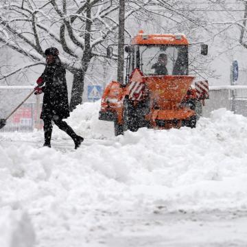 Útinform: nedves és jeges utakra is számítani kell