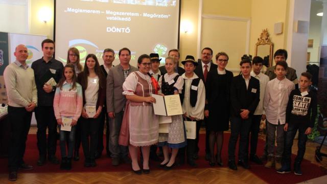 Értéktár vetélkedő: a tatai és az oroszlányi csapat lett az első