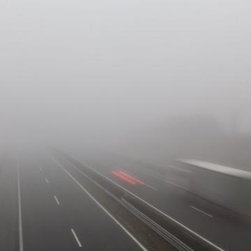 Figyelmeztetés a sűrű köd miatt Hajdú-Biharban és Szabolcs-Szatmár-Beregben