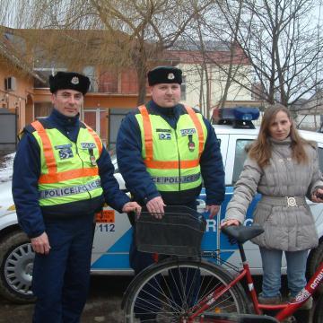 Kerékpárt lopott